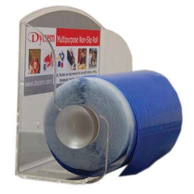 Non-Slip Material On Rolls, Roll Rack Dispenser, EACH