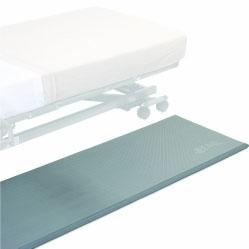 Protekt Beveled Floor Mat, 24″x70″x0.7″, Grey