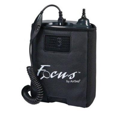 Focus Portable Oxygen Concentrator