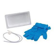 Suction Catheter Kit Argyle, 14FR, Sterile, CASE OF 50