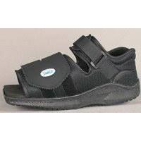 Men's Post Op Med Surg Square Toe Shoe, Small, EACH