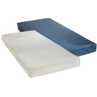 Therapeutic 5-Zone Foam Pressure Reduction Mattress, 36″x80″x5.5″, 350 Lbs