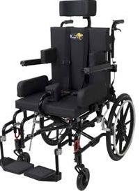 Kanga TS Inclusive Tilt-In-Space 16″ Wheelchair, 300 Lb