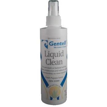 Liquid Clean Skin Cleanser 8oz Bottle,CASE OF 24