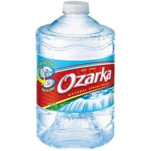 Ozarka Distilled Water,1 Gal,EACH