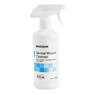 Wound Cleanser 16 Oz Spray Bottle, CASE OF 6