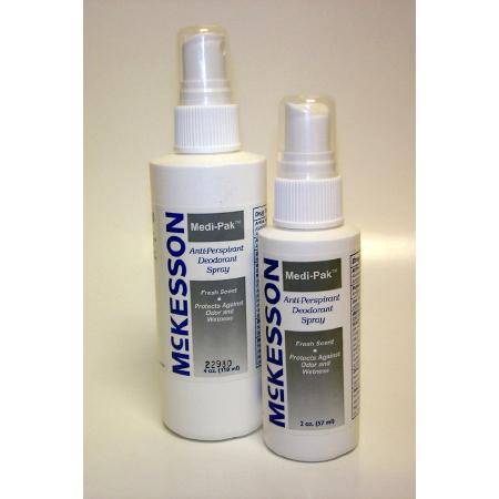 Anti-Perspirant Deodorant 4oz  Pump Spray, CASE OF 48