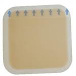 HC Comfort-Hydrocolloid Dressing W/ Adhesive Border,4″x4″