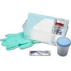 Urethral Catheter Tray, Vinyl,PVP,14FR,CASE OF 20