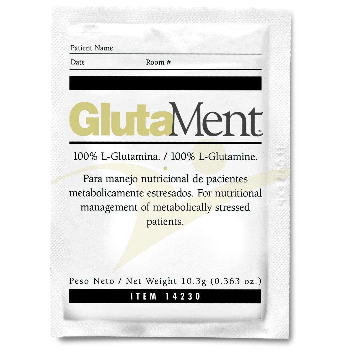 GlutaMent, 10.3 G, CASE OF 50