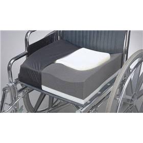 Skil-Care Contoured Seat Cushion 16″x16″x3″ Foam