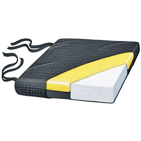 16″x18″x2″ Foam Seat Cushion, EACH