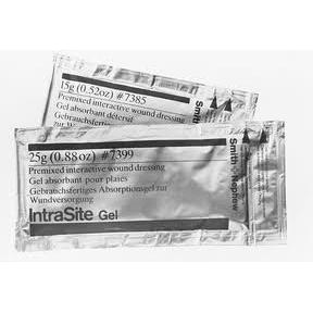 Intrasite Hydrogel Dressing,25gm,BOX OF 10
