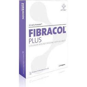 Collagen Dressing Fibracol Plus, Alginate 2×2 Inch BOX OF 12