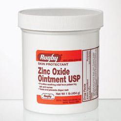 Zinc Oxide `16 Oz Moisturizer Jar, EACH